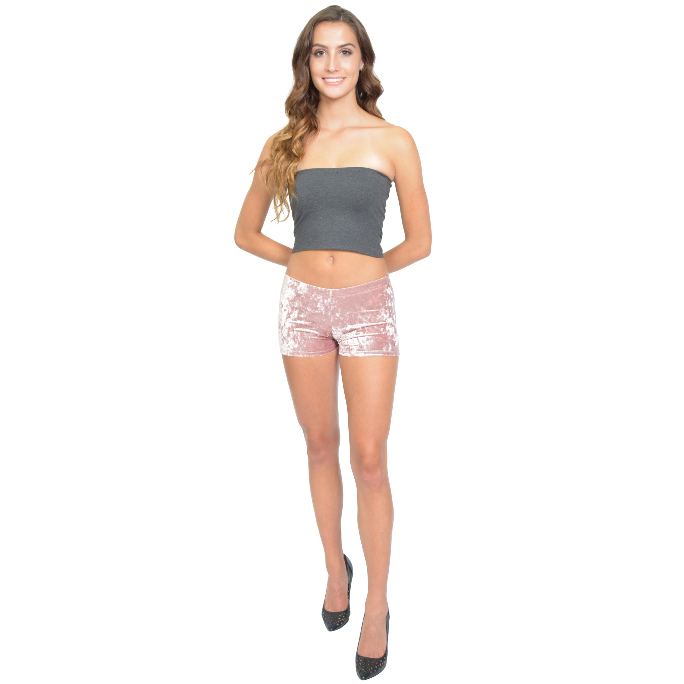 Women's Crop Tube Top