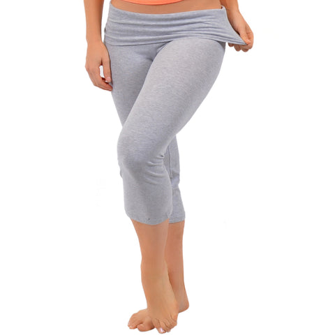 Women's CAPRI Yoga Pants
