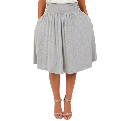 Women's Pocket Skirt