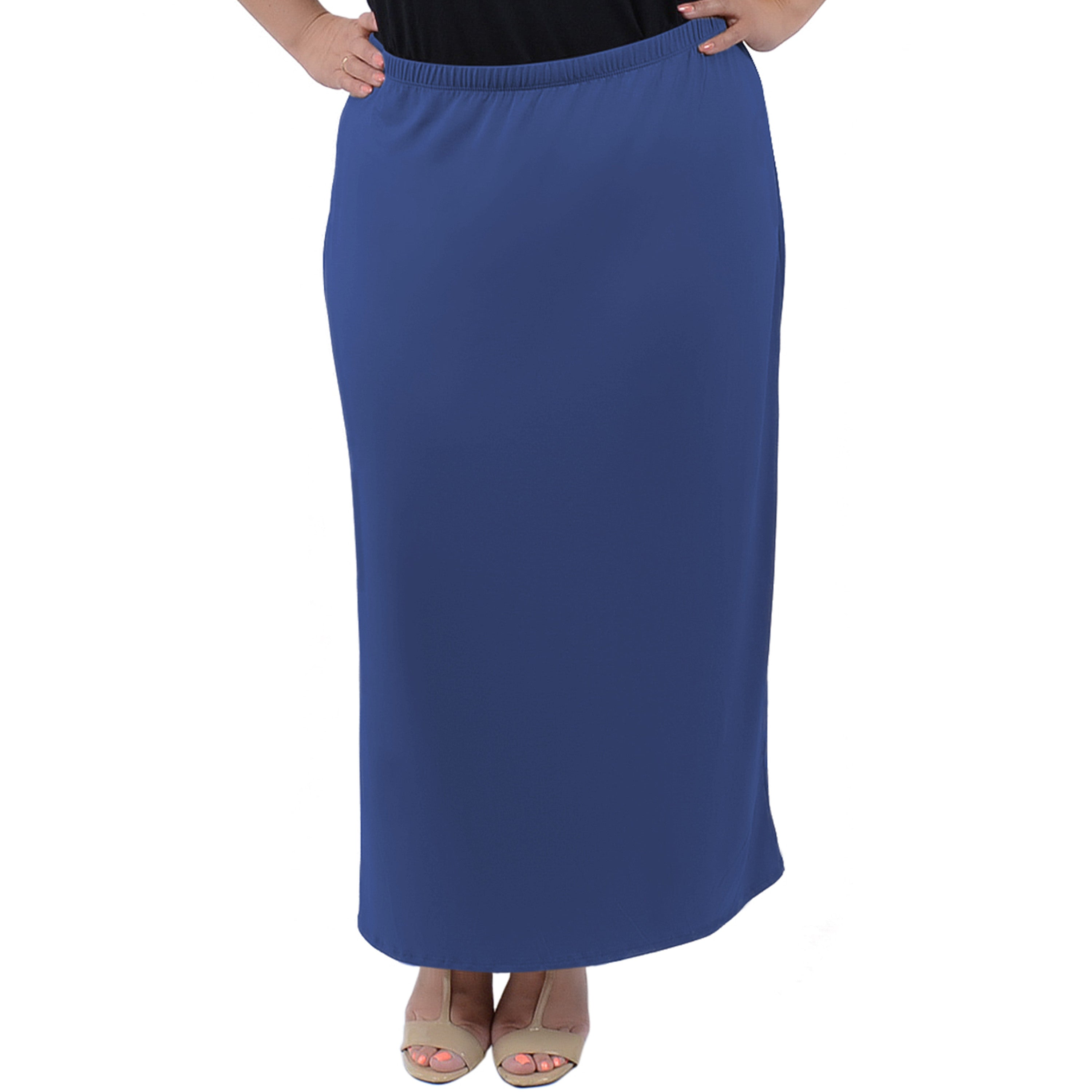 6499a75a07aea Stretch is Comfort Women's Plus Size Long Tube Skirt – Stretch Is Comfort