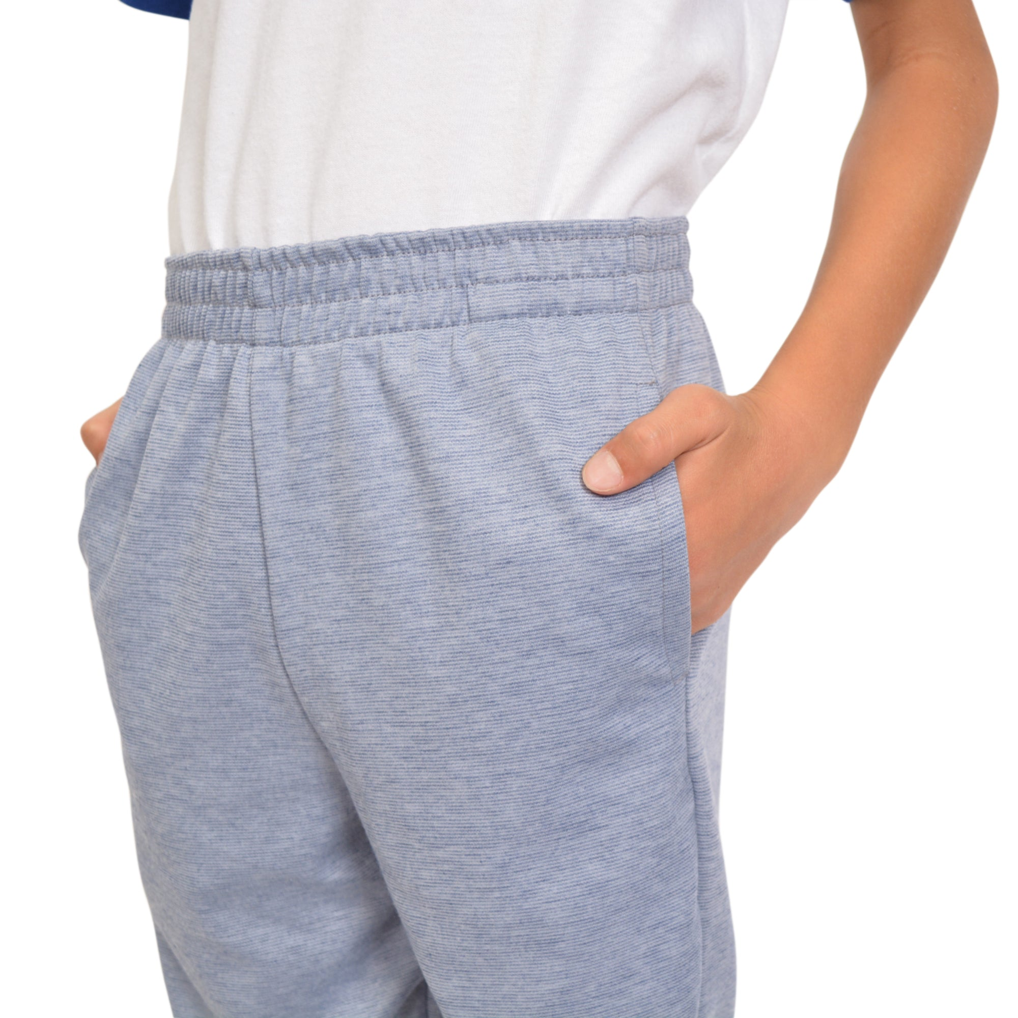 Boy's Slim Fit Jogger Play Pant