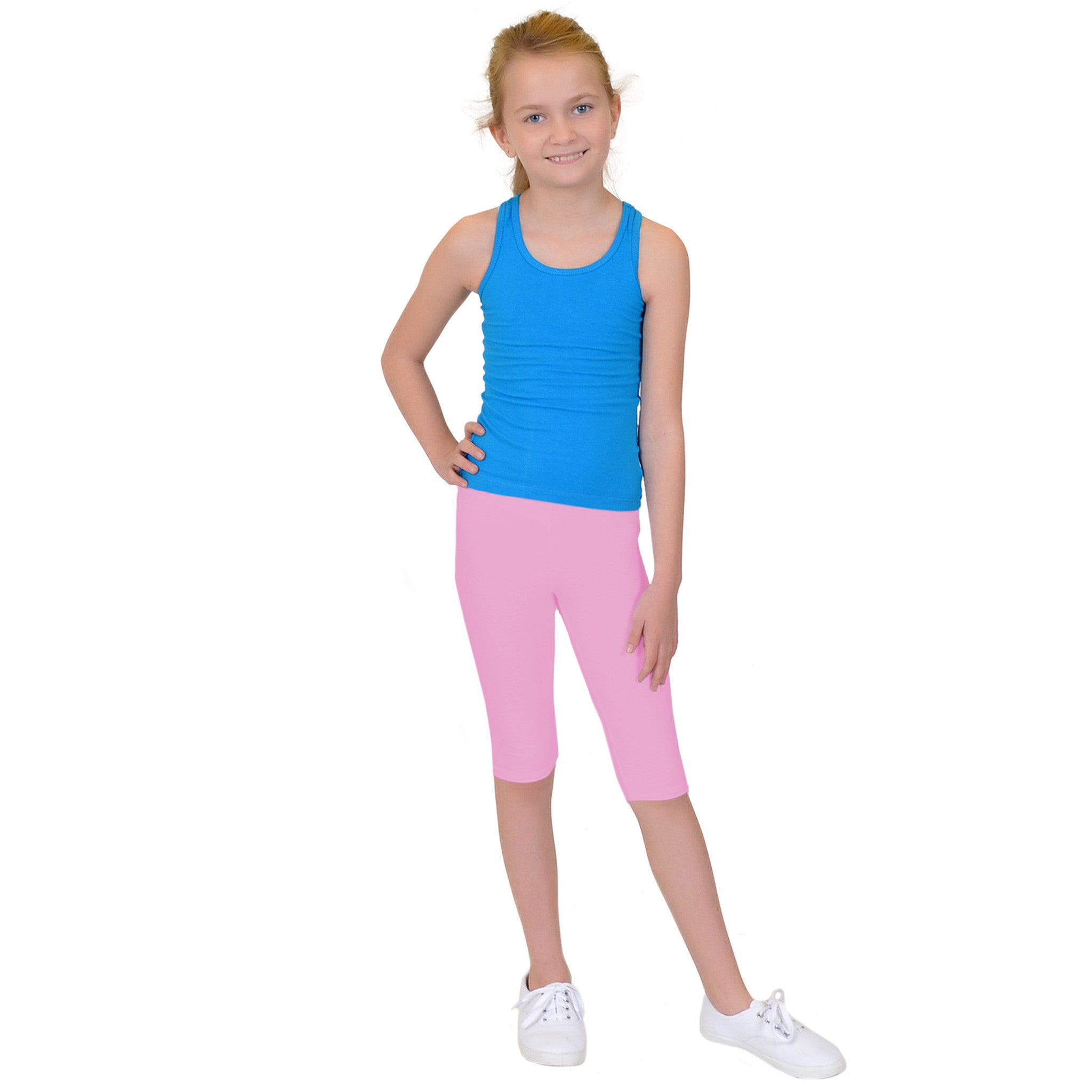 Teamwear Knee-Length Leggings