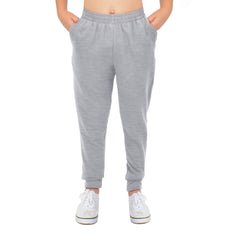 Girl's Cotton French Terry Cuff Joggers