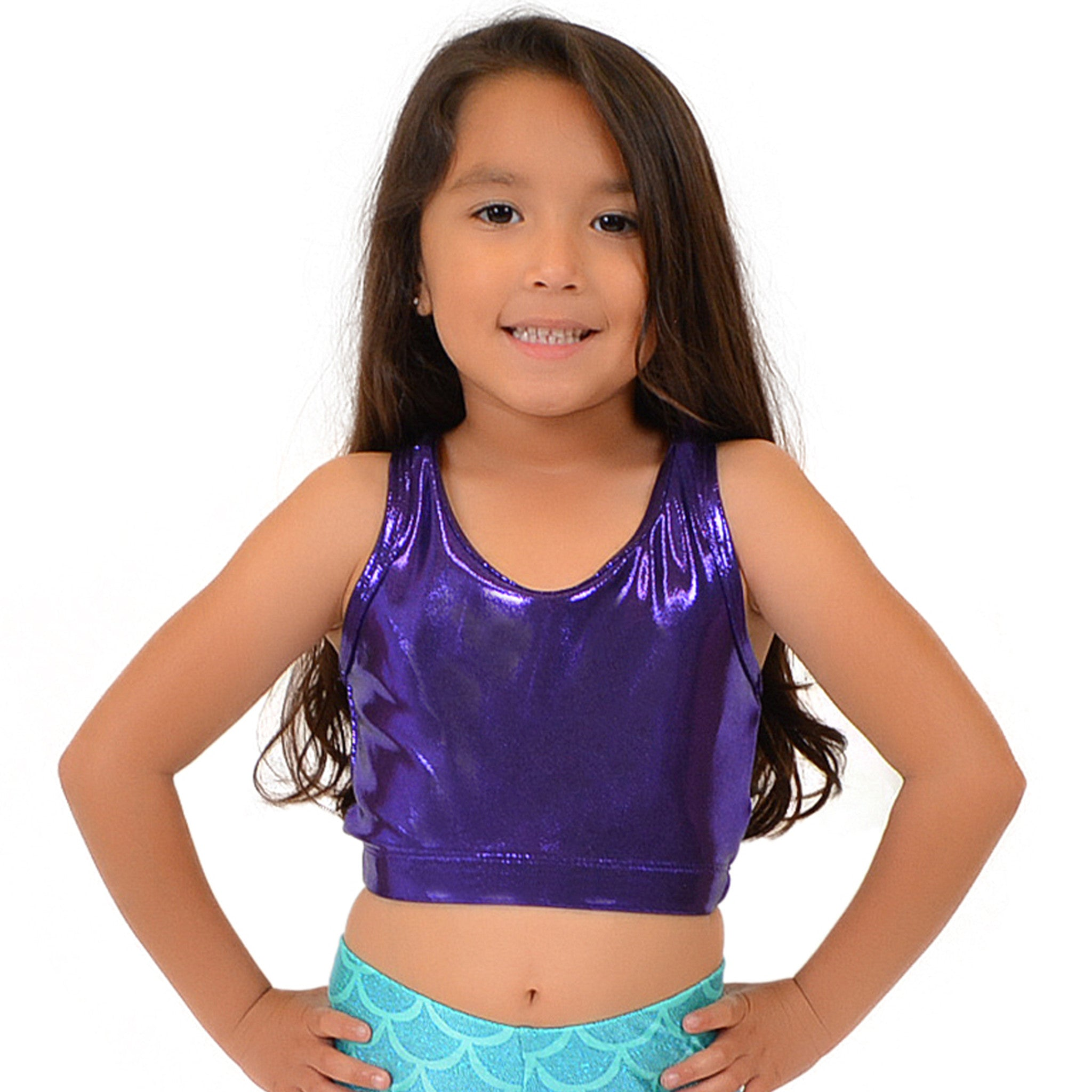 Girl's Mystique Racerback Sports Bras