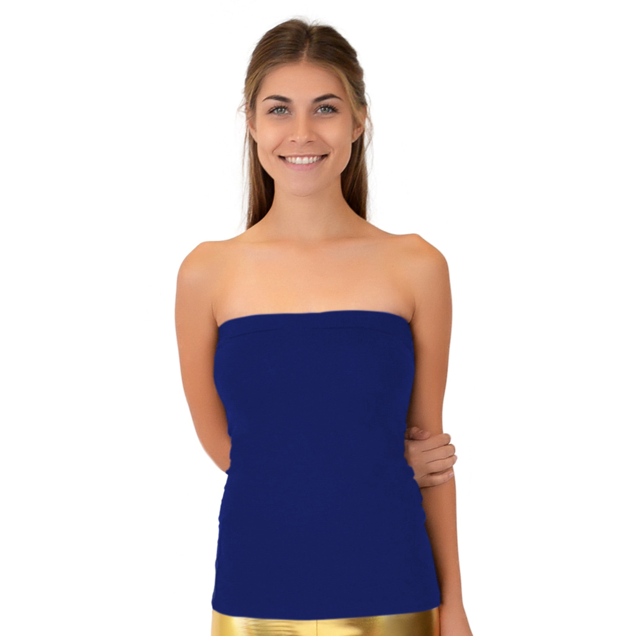 ca753accfa04b Stretch is comfort teamwear cotton strapless tube top jpg 2048x2048 Strapless  tops