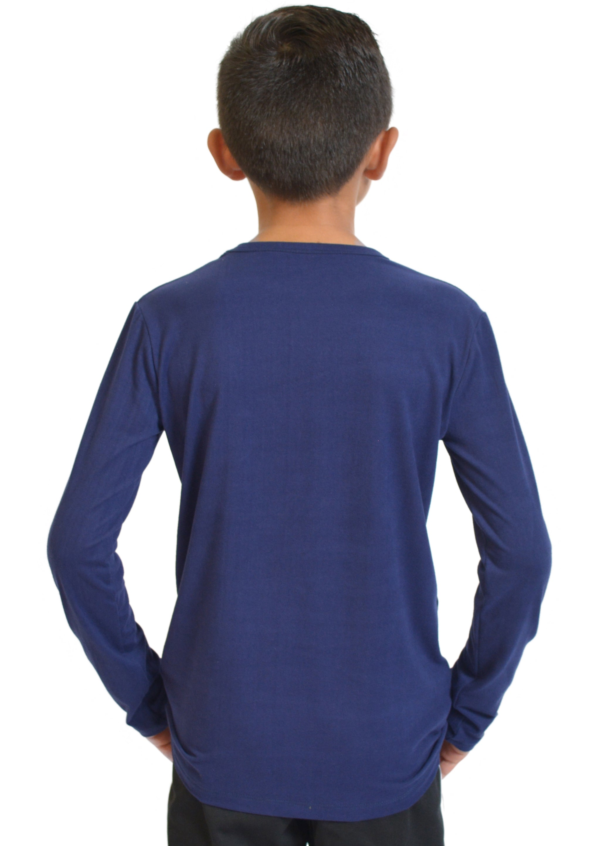 Boy's and Men's Oh So Soft Long Sleeve Top