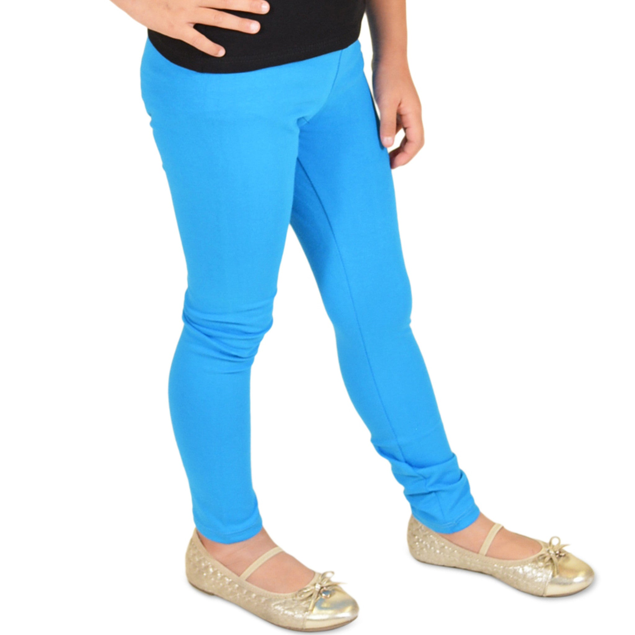 Teamwear Cotton Leggings 2