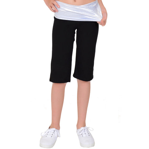 Girl's CAPRI Yoga Pants