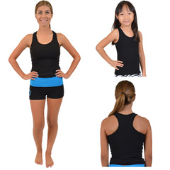 Teamwear Cotton Racerback Tank Top
