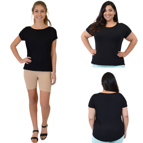 Teamwear High-Low Audrey Tee