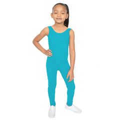 Girl's Cotton Barbie Tank Unitard