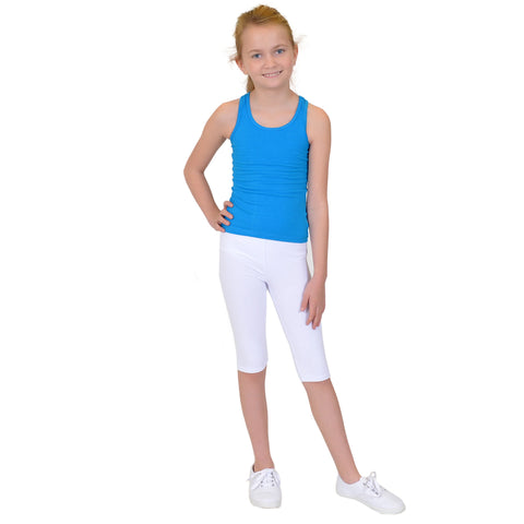 Girl's Capri Leggings