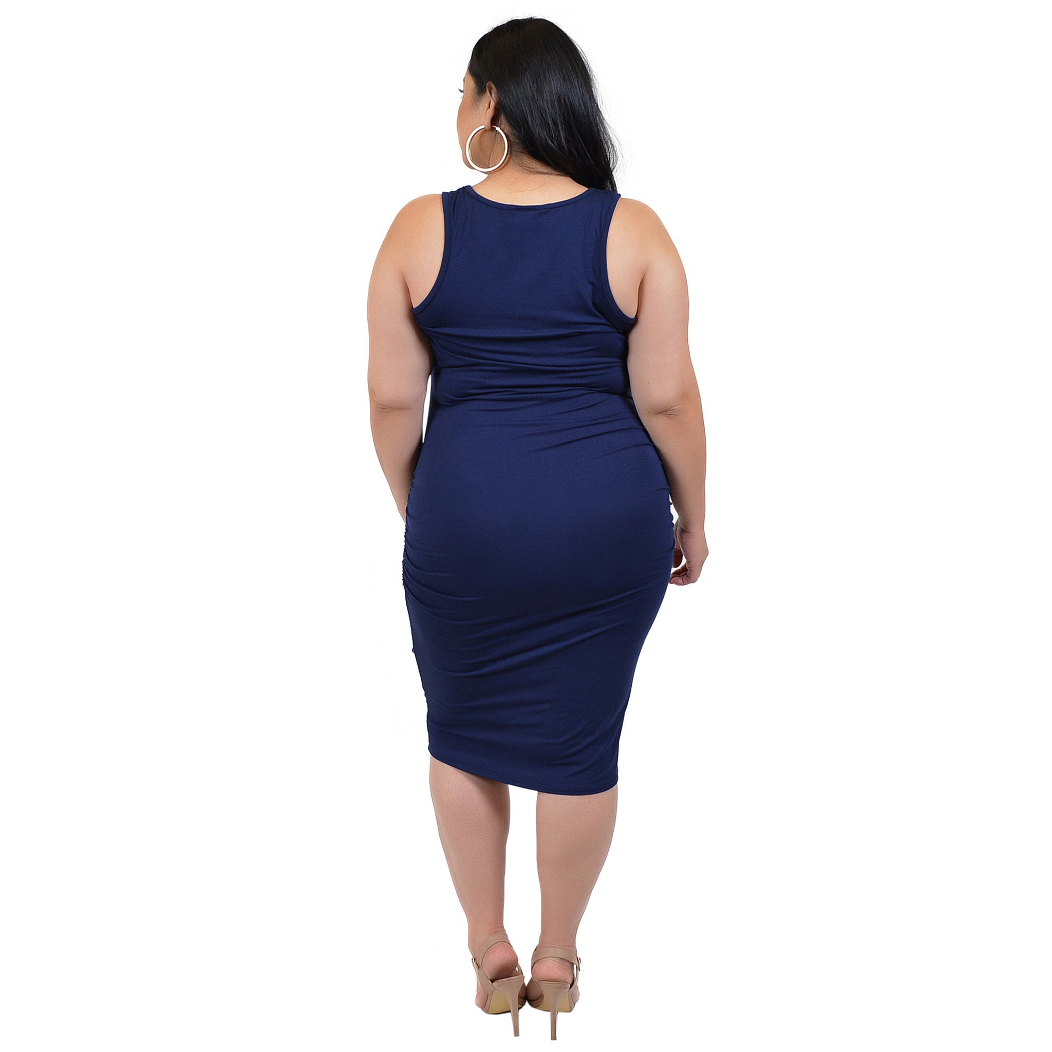 Plus Size Tank Dress