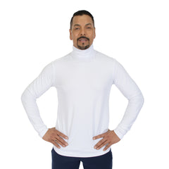 Men's Oh So Soft Long Sleeve Turtleneck