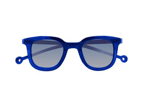 Cauce Sunglasses in Solan Blue by Parafina
