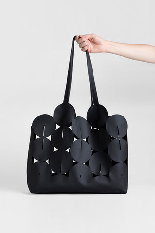 Ciclo Summer Bag in Black from Lee Coren