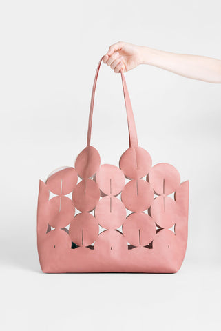 Ciclo Summer Bag in Blush from Lee Coren