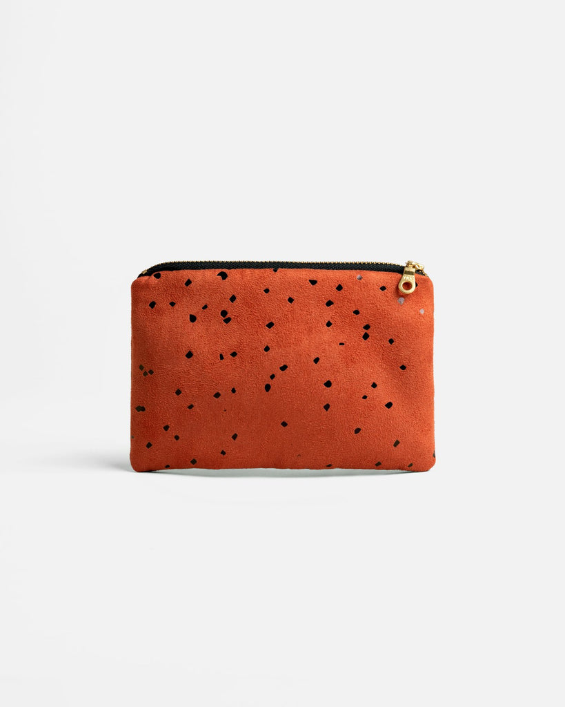 Portofino Pouch In Confetti Sunset from Lee Coren