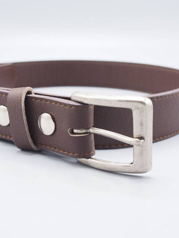 Coltrane Belt in Brown from Herbivore Clothing