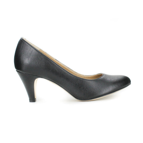 Katie Pump in Black from Novacas