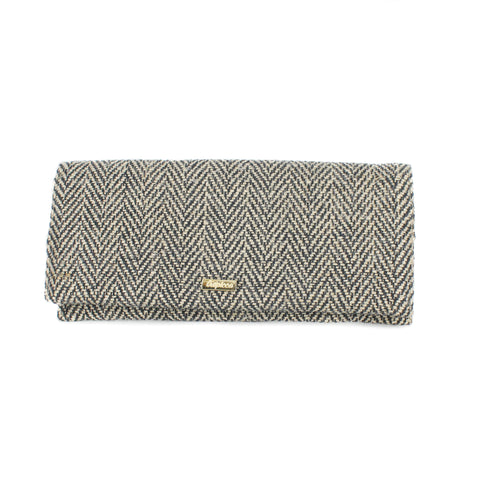 Recycled Clutch in Black from Trópicca