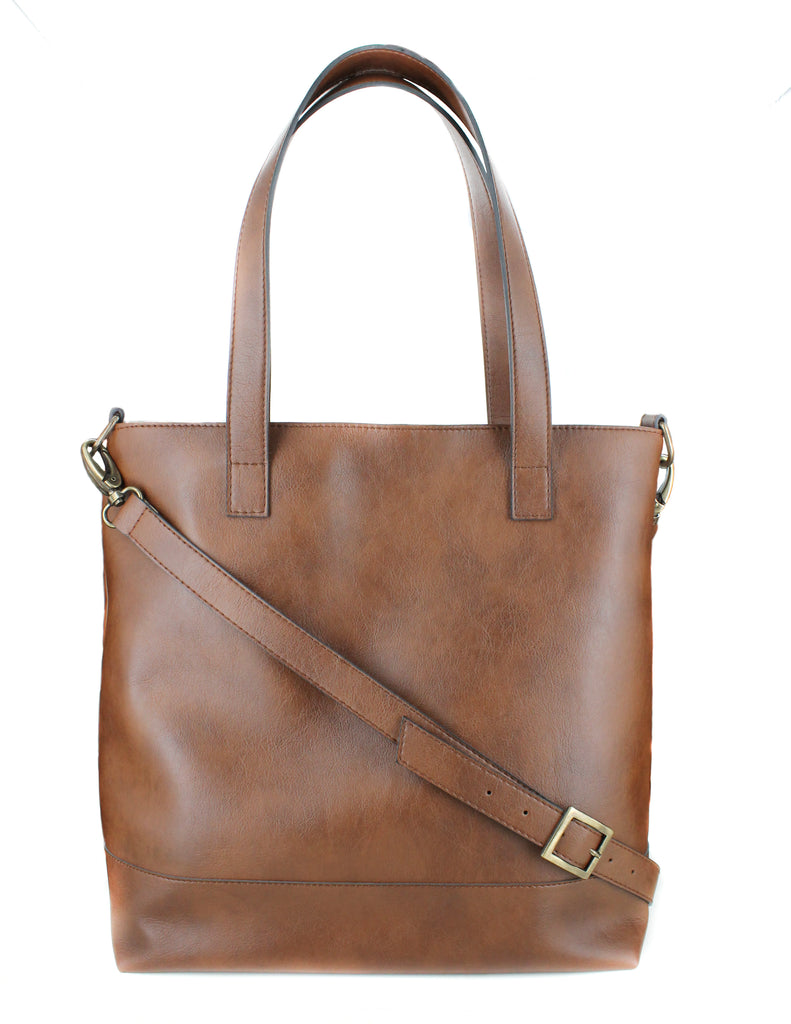 Rita Classic Tote in Tan from Novacas