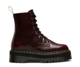 Vegan Jadon II in Cherry from Dr. Martens