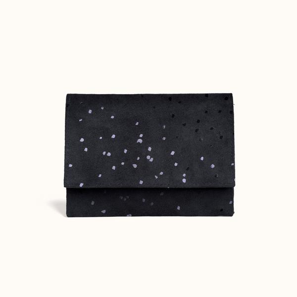 Small Minimal Wallet in Confetti BB from Lee Coren