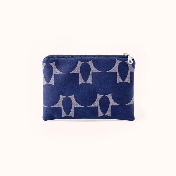 Portofino Pouch in Totem Sea from Lee Coren