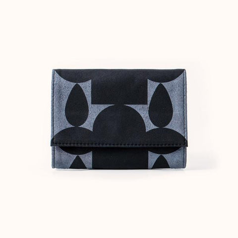 Small Minimal Wallet in Jewel Sea from Lee Coren