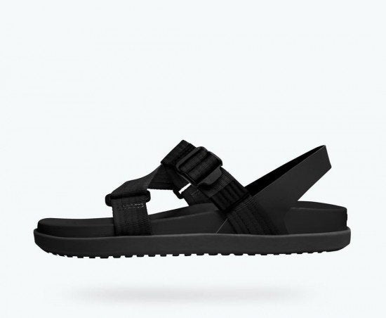 Zurich Sandal in Black from Native