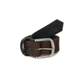 Reversible Cork Belt Black/Brown from Cliff NYC