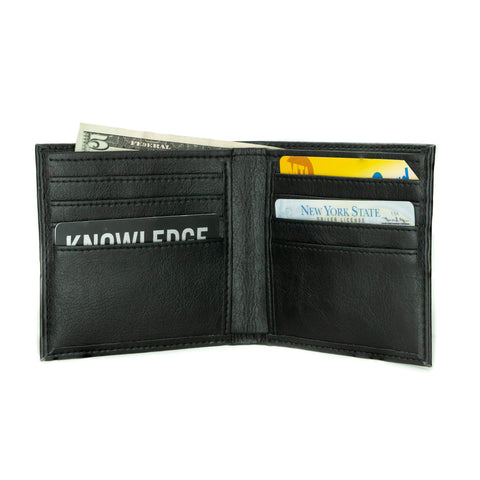 Decker Wallet in Black from Novacas