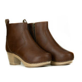 Marlowe Clog Boot in Tan from Novacas