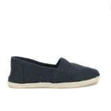 Espadrille in Black from Tropicca