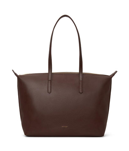 Abbi Zippered Tote in Woodland from Matt & Nat