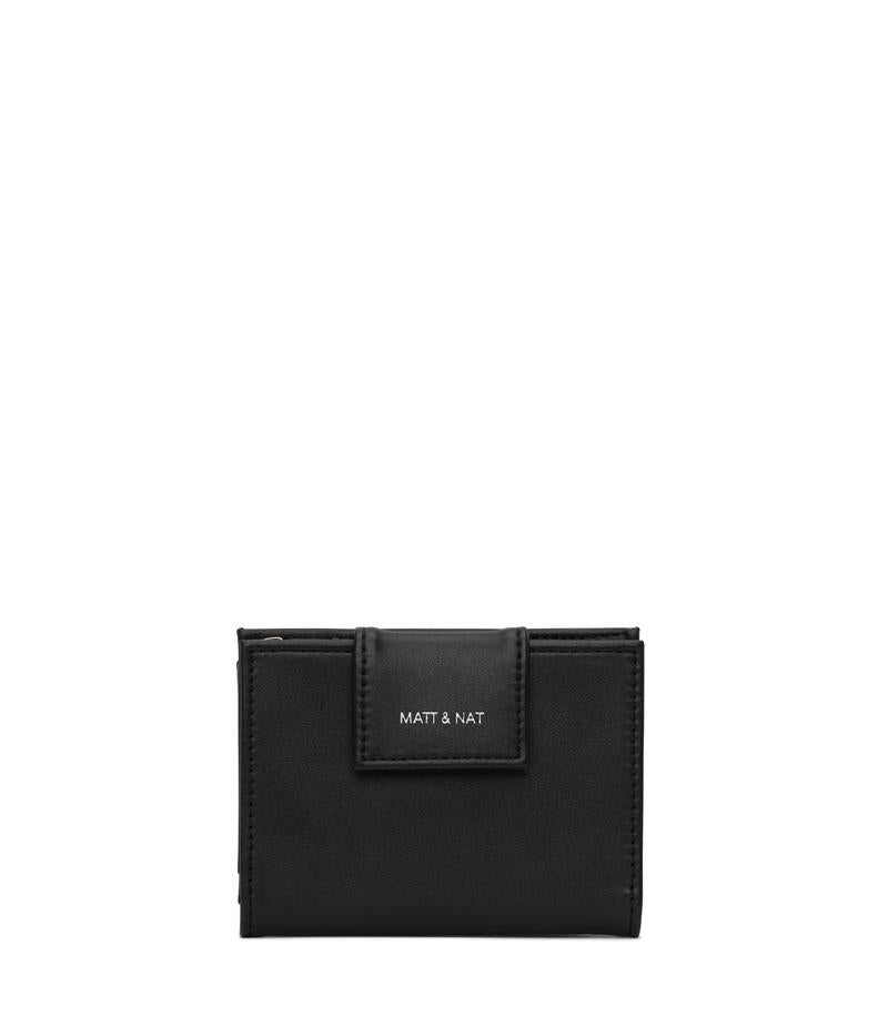Cruise Small Wallet in Black from Matt & Nat