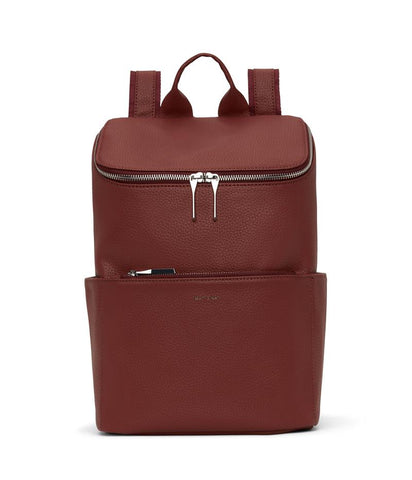 Brave Purity Backpack in Beet from Matt & Nat