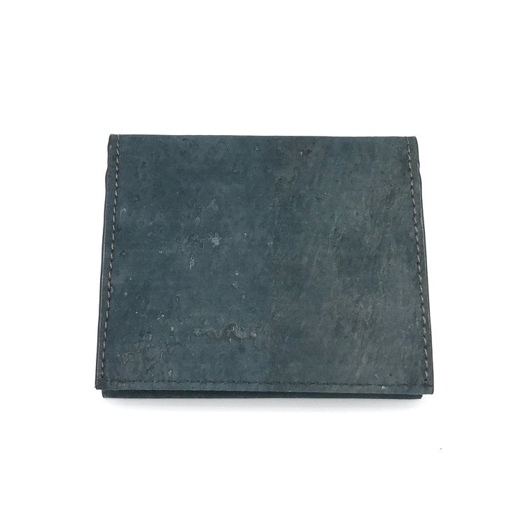 Foldover Wallet in Slate from Cliff Belts