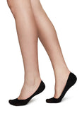 2 Pack Ida No Show Socks from Swedish Stockings