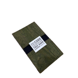 Cliff NYC Foldover Wallet in Green Cork