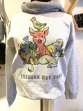 Friends Not Food Sweatshirt from Cocoally
