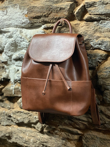 Backpack in Tan from Novacas