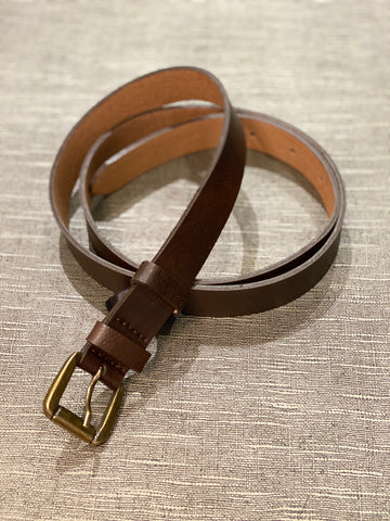 Stanton Belt in Brown from Novacas