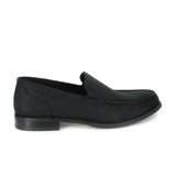 Isaac Loafer in Black Suede from Novacas