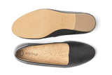 Serena Loafers in Black from Ahimsa