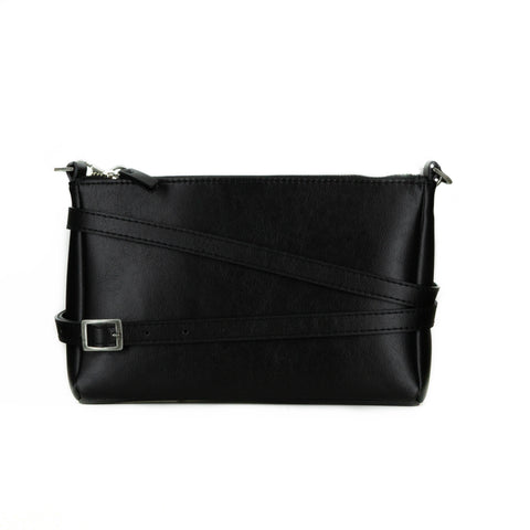Marina Small Crossbody in Black from Novacas