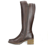Cecilia Riding Boot in Brown from Novacas