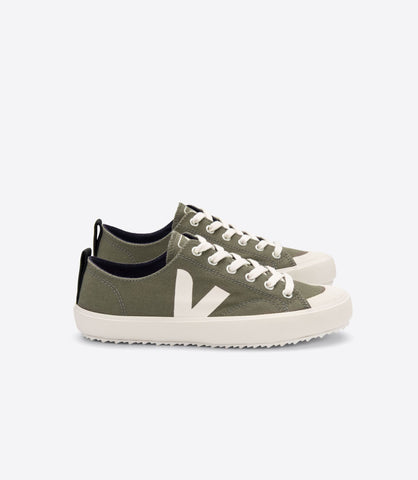 Women's Nova Sneaker in Khaki from Veja