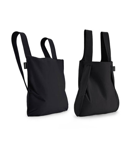 Reusable Tote in Black from Notabag